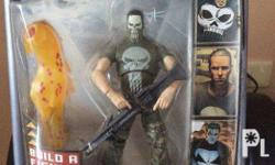 Punisher marvel legends 700php meet ups: makati and