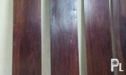 Sale! Narra Plain RARE Size; 9ft.2 inches Height/Long