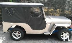 Owner type jeep, Rush for sale!!! Pure/Body stainless,
