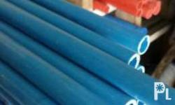 PVC pipe 1/2 blue php 50.00 diameter 1/2 inch length 10