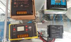 PWM and MPPT charge controllers 10a and 20a 10a mppt