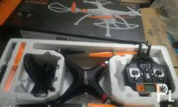 For sale q6 quadcopter with fpv camera ,slightly used