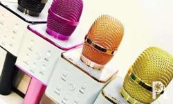 For sale Q7 Bluetooth microphone with speaker :)