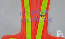 Safety Vest with Pen Holder Heavy Duty P120.00