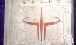 I am offering Quake III: Arena by Activision PC