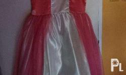 Queen Miranda costume with crown. With petticoat. Used