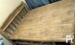 Expired ad. Please do not contact! -Bamboo Bed -Queen