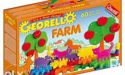 Quercetti Georello Farm Already used Complete and in