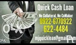 Need Cash Fast? Low interest rate With or without