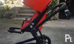 For Sale: Quinny Moodd Stroller (Red Rumour) Very posh