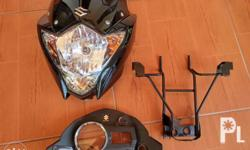 For sale/Swap Reborn headlight (newly painted black) -