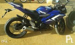 FS or Swap : Yamaha R15 Details: -2012 model acquired