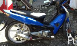 Racal zs100 cc 2010 year model,kakarehistro lang ,