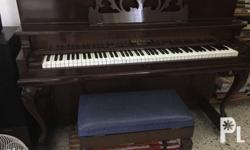 piano made in Germany and in good condition. You may