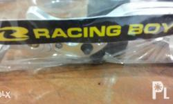 Racing boy lever silver version brand new for xrm 125.