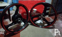 For Sale : Racing Boy 3 Spoke Mags for Yamaha Sniper