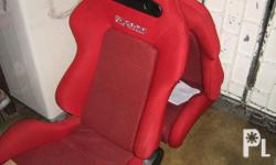 Deskripsiyon reprice racing seats rush for only 10k