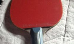 Stiga racket good condition no issue brand