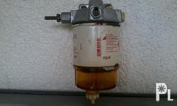 Racor Fuel Filter/Water Separator , 220 Series , Was