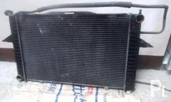 For sale, Radiator Set Up WITH CONDENSER compatible