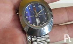 Rado diastar mens for sale all original swiss made