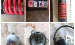 For sale R150 stock mono shock (Issue)= malambot.