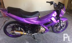 Raider 150 For more information contact or txt me.