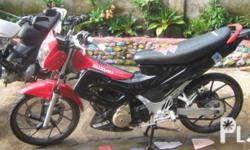 Kondisyon: Gamit na for sale raider 150cc year model