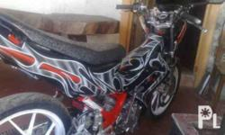 Kondisyon: Gamit na 4 sale or swap my raider 150 '05