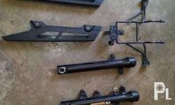 all original suzuki R150 parts No issue complete parts