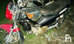Engine in good condition and complete papers motorcycle