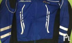 For sale Suzuki raider jacket. In a very good