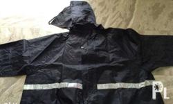 Pants and jacket raincoat Size: xl Very affordable
