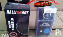 Ralliart and Pivot Engine Push Start Starter Price: