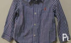 REPRICED... Ralph Lauren Size: 2T / 24M Excellent used