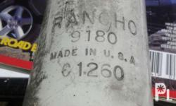 Rancho Shock Absorber RS 9180