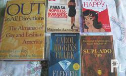 Books price range to 50- 200 Shipping Fee NOT included.