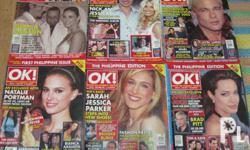 Magazines price ranges from 50-300. If interested,