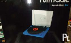 The Special Edition Raphe Turntable by HolySmoke allows