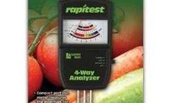 The Rapitest 4-Way Analyzer offers the best value, but
