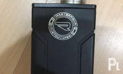 Raptor vape infinite v3 atomizer With 2 chargers and