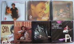 Very Hard to Find OPM & Foreign Albums For Sale!