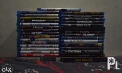 Rare original blu-rays for sale at only P650 - P800
