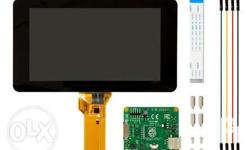Multi-touch capacitive touch screen � supports up to