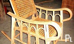 Pagoda Rocking Chair ( Made to order if not available)
