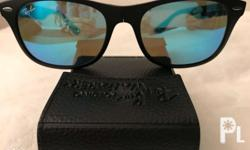 Original Rayban Folding Wayfarer Php 6990 sale(slightly