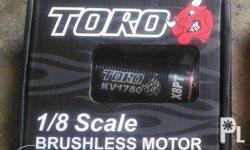 BNEW BL motor bnew for 1/8 truggy, buggy or mt toro