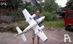 Wing Span 71in/1800mm Wing Area 763 sq/in Flying Weight