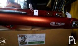 RCB swing arm color orange brand new call or txt