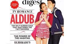 Alden Richards and Maine Mendoza aka Aldub /